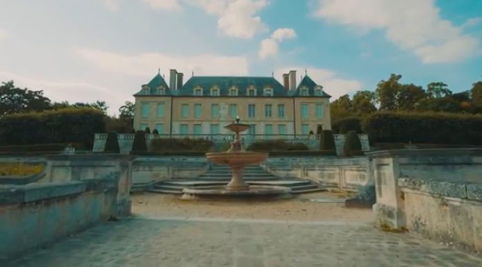 Soirée Saturne Services au Château d'Auvers sur Oise